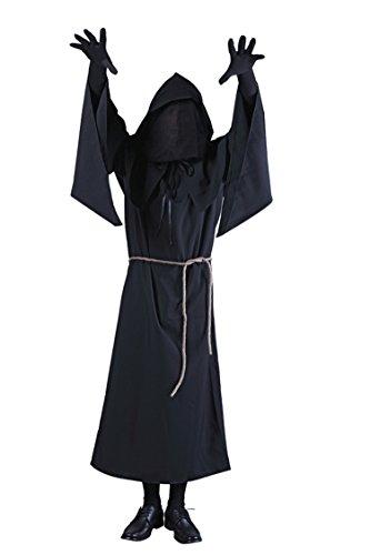 ハロウィン HW-14 死神 コスチューム メンズ ~180cm 【クリアストーン正規品】