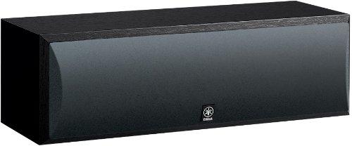 Yamaha NS-C210BL Center Channel Speaker, Black (Color: Black)