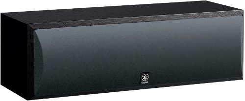 Yamaha Ns-C210Bl 2-Way Bass-Reflex Center Speaker - Each (Black)