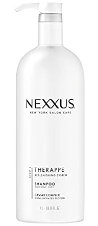 Nexxus Therappe Moisturizing Shampoo Pump, 33.8 Ounce