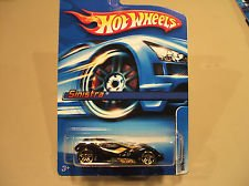 Hot Wheels Collectible Diecast Car: Sinistra 188