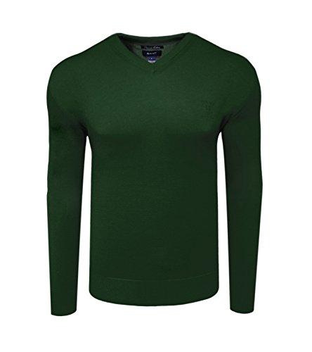 GANT -  Maglione  - Uomo verde verde