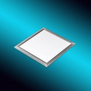 ULTRASLIM Dünn LED Panel Decken Leuchte 30x30cm DIMMBAR   Rezension