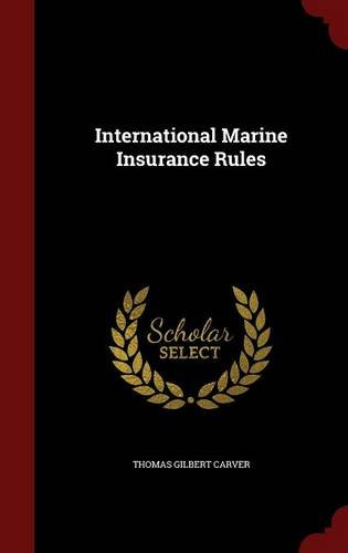International Marine Insurance Rules