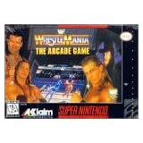 WWF Wrestlemania: The Arcade Game - Nintendo Super NES ~ Acclaim