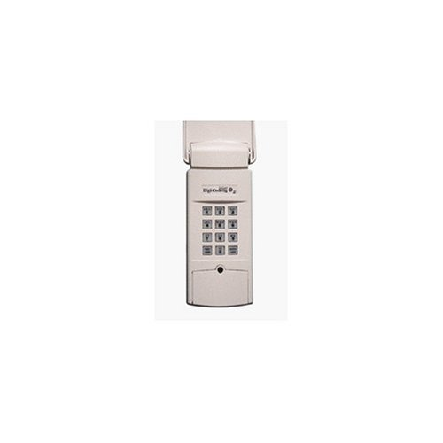 Images for Digi-code Wireless Garage Door Opener Keypad Model DC5200