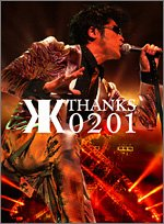 LIVE GOLDEN YEARS THANKS 0201 at BUDOKAN(初回限定盤) [DVD]