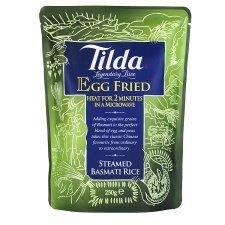 Tilda Egg Fried Basmati Rice 250G