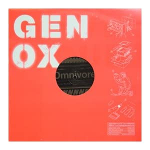 OMNIVORE - On The Pull - 12 inch 45 rpm
