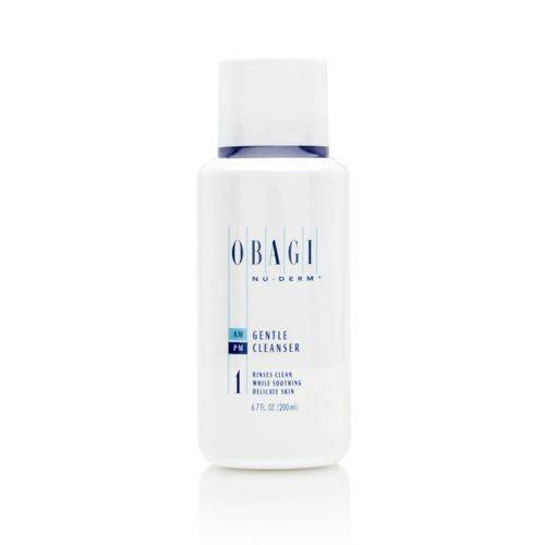 Obagi Nu-Derm Gentle Cleanser Facial Liquid Cleansers