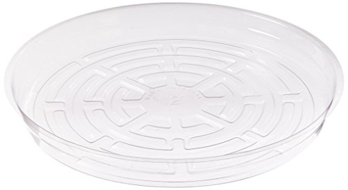 Hydrofarm HGS12 Clear 12-Inch Saucer, pack of 10 (12 In Plastic Pot compare prices)