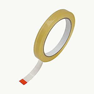 JVCC CELLO-1 Cellophane Sealing Tape (Biodegradable): 1/2 in. x 72 yds. (Clear)