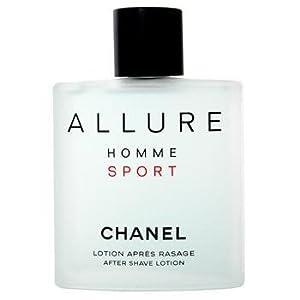 Chanel Allure Homme Sport Lotion après-rasage