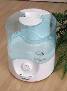 Holmes Hm 5125 Warm Mist Humidifier Baby Care