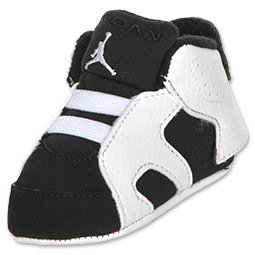 Air Jordan Retro 6 Crib Shoe Size: US 2c, UK 1.5, EUR 17, CM 8, BR 16