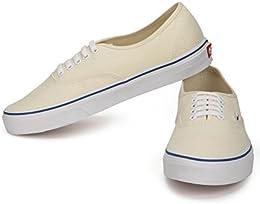 Vans Authentic GhostWhite Canvas Casual Shoes 8 UK