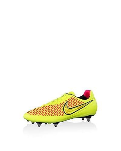 Nike Botas de fútbol Magista Orden Sg Amarillo
