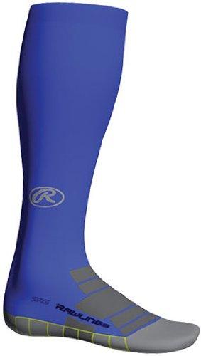 Rawlings Alsprt Graduated Compression Socks(Royal, X-Large)