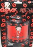 Betty Boop Night Light : Betty in Red Dress