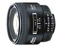 Nikon 85mm f/1.8D Auto Focus Nikkor Lens for Nikon Digital SLR Cameras - Fixed