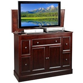 Cheap TV Lift Cabinet Phoenix TV Stand (AT006257)