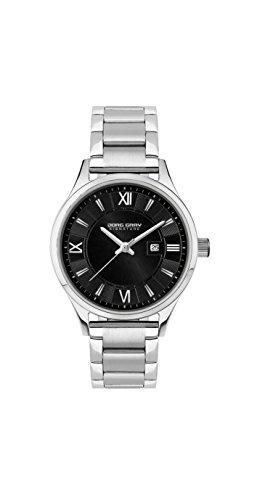 Jorg Gray Signature  JGS2581B - Reloj de cuarzo para mujer, con correa de acero inoxidable, color plateado