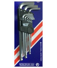 HCV9002BMM Allen Key Set (9 Pc)