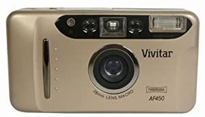 Vivitar AF450 Panorama Automatic 35mm Film Camera