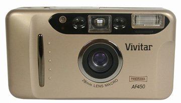 Vivitar AF450 Panorama Automatic Photo