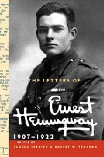 The Letters of Ernest Hemingway: Volume 1, 1907-1922 Hardback (The Cambridge Edition of the Letters of Ernest Hemingway)
