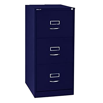 Bisley BS3C 3 101 cm Filing Drawer - Oxford Blue