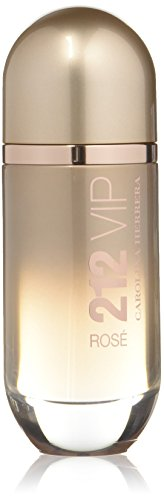 Carolina Herrera 212 Vip Rose Eau De Perfume Spray 80ml