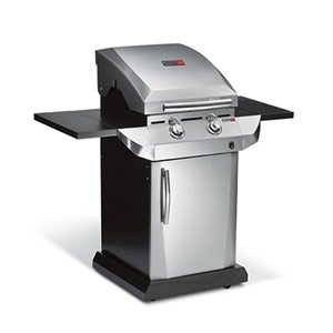 Char-Broil TRU Infrared Urban Gas Grill with Folding Side Shelves (Discontinued by Manufacturer)