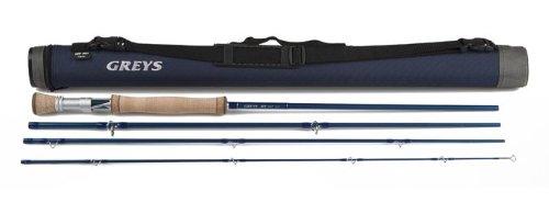 Greys XF 2 Saltwater #8 Fly Fishing Rod (4-Piece), 9-Feet