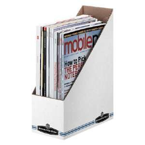Magazine File Box