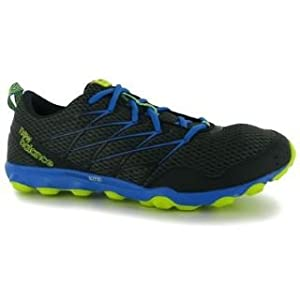 New Balance 330 Mens Trail Running Shoes Black/Blue 9 UK UK