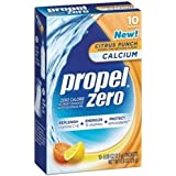 Case of Propel® Zero Citrus Punch Powder Packets-Propel Packs by Gatorade