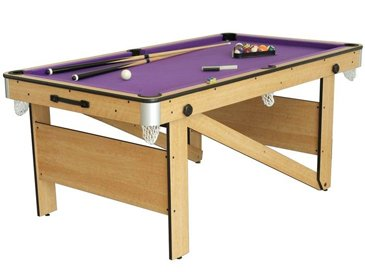 BCE 5' Rolling Lay Flat Pool Table