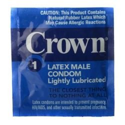 Crown Condoms 48 pack  product picture