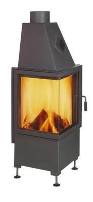 hark kaminofen 63 gt ecoplus titan speckstein. Black Bedroom Furniture Sets. Home Design Ideas