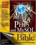 php5 and mysql bible free download