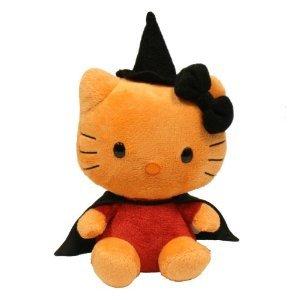 Imagen de Ty Beanie Baby Hello Kitty Bruja