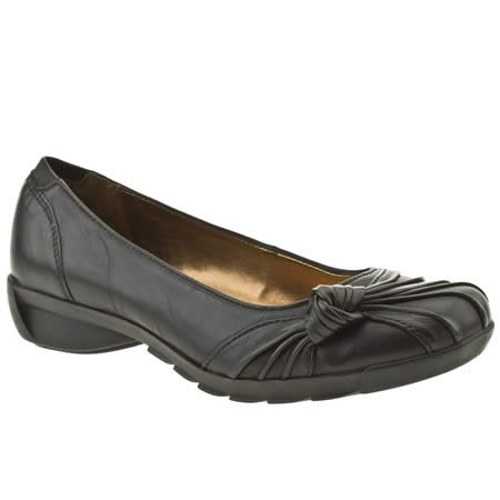 Hush Puppies Westbury - 6 Uk - Black - Leather