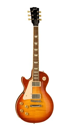 Gibson Les Paul Traditional Plus Electric Guitar,Left Handed, Heritage Cherry Sunburst