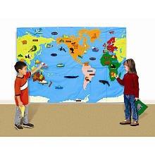 Educational Insights Geosafari® Wonder World Set