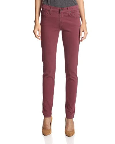 James Jeans Women's Skinny Brushed Twill Jean