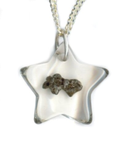 Meteorite Jewelry Young Adult Star