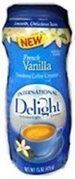 International Delight Powdered Coffee Creamer 15Oz (Pack Of 3) Choose Flavor Below (French Vanilla)
