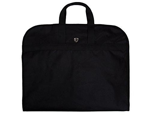 BAGSMART Lightweight Nylon Foldable Carrier Garment Bag for Suits and Dresses (Garment Bag Light compare prices)