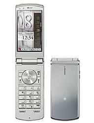 NEC N-02C プラチナム 携帯電話 白ロム ドコモ docomo